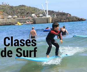 Surf lessons in plains