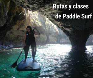 paddle surf llanes. School
