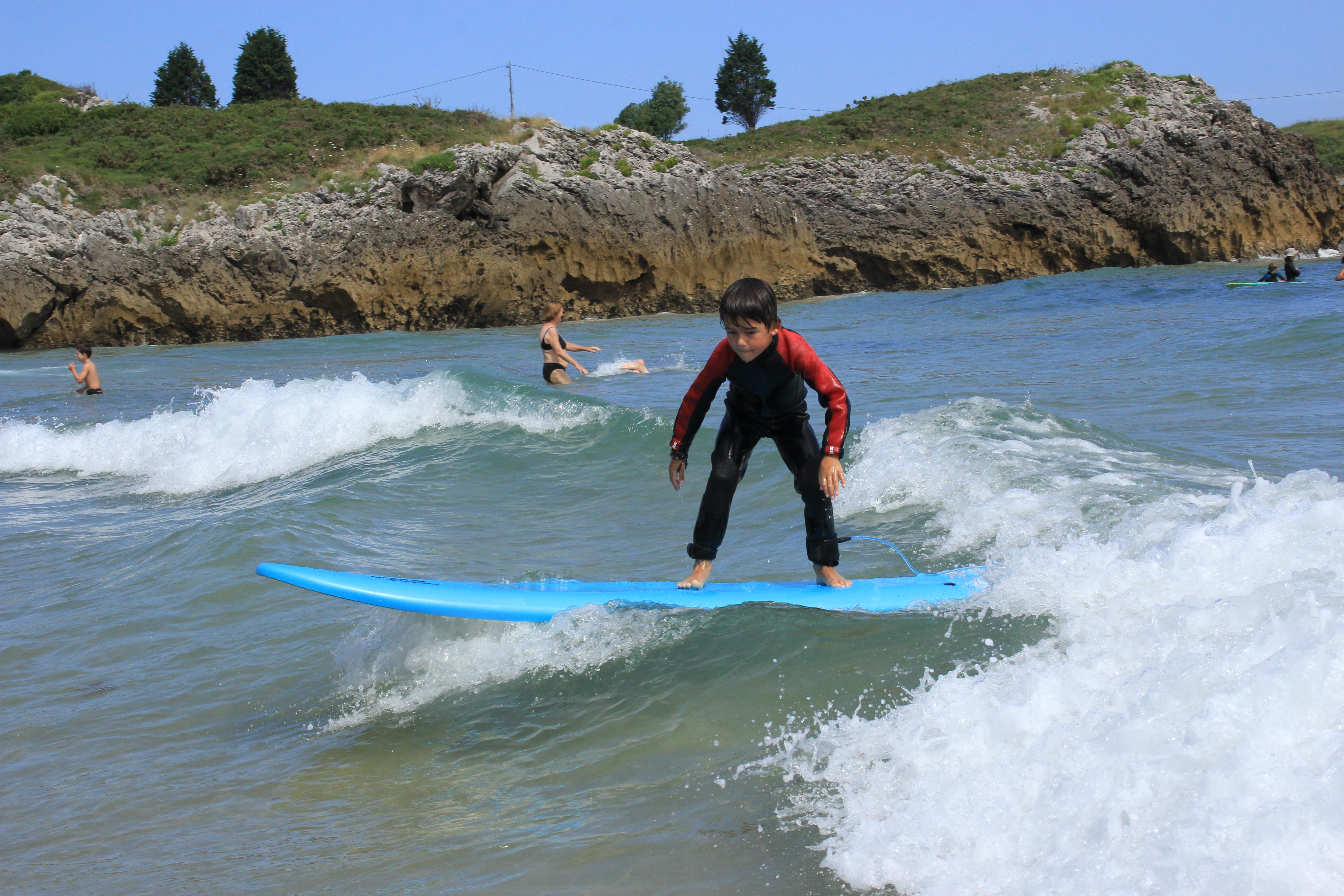 Tarifas escuela de surf y paddle surf. - Abrimos todo el año!!! a913cebd0d8