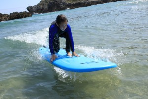 Clases de surf. Grupos reducidos