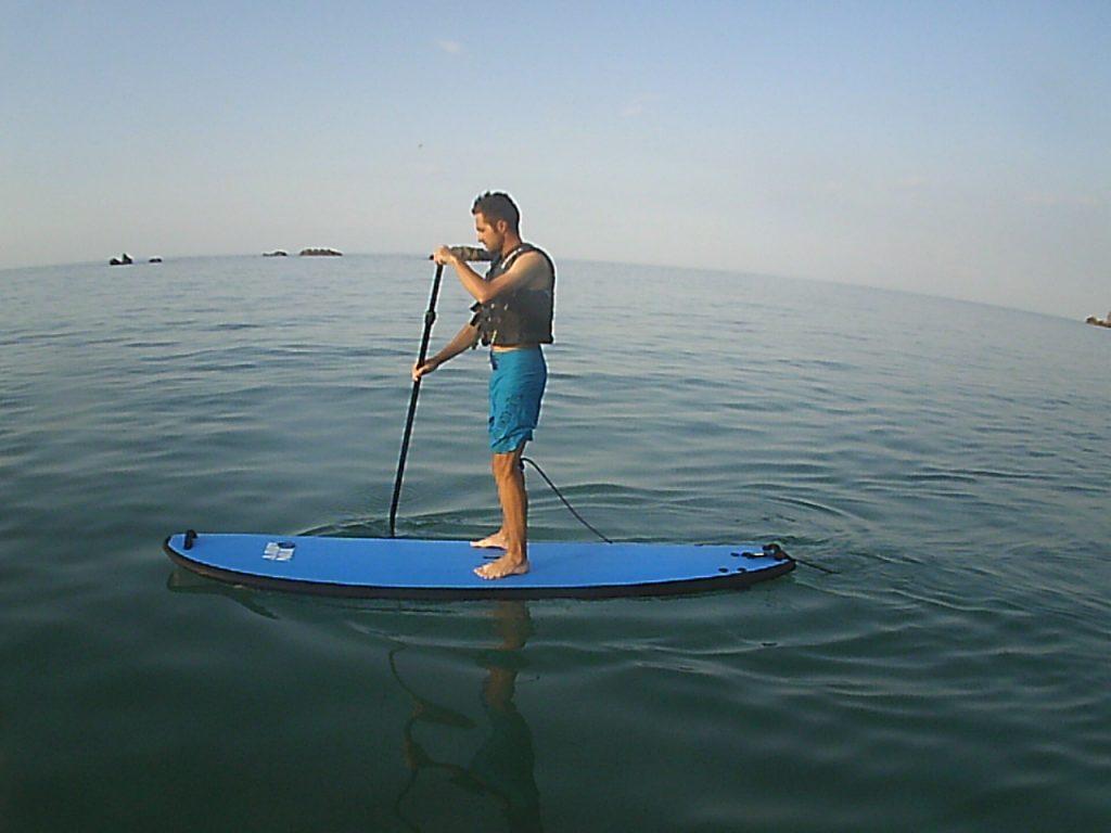 Paddle surf SUP Llanes