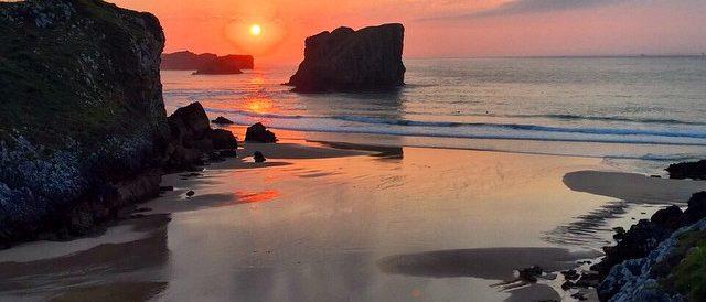 PLAYA DE SAN MARTIN SURF