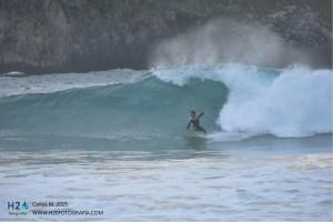Previsiones de olas