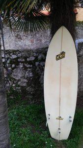 Tabla de surf de segunda mano en Llanes